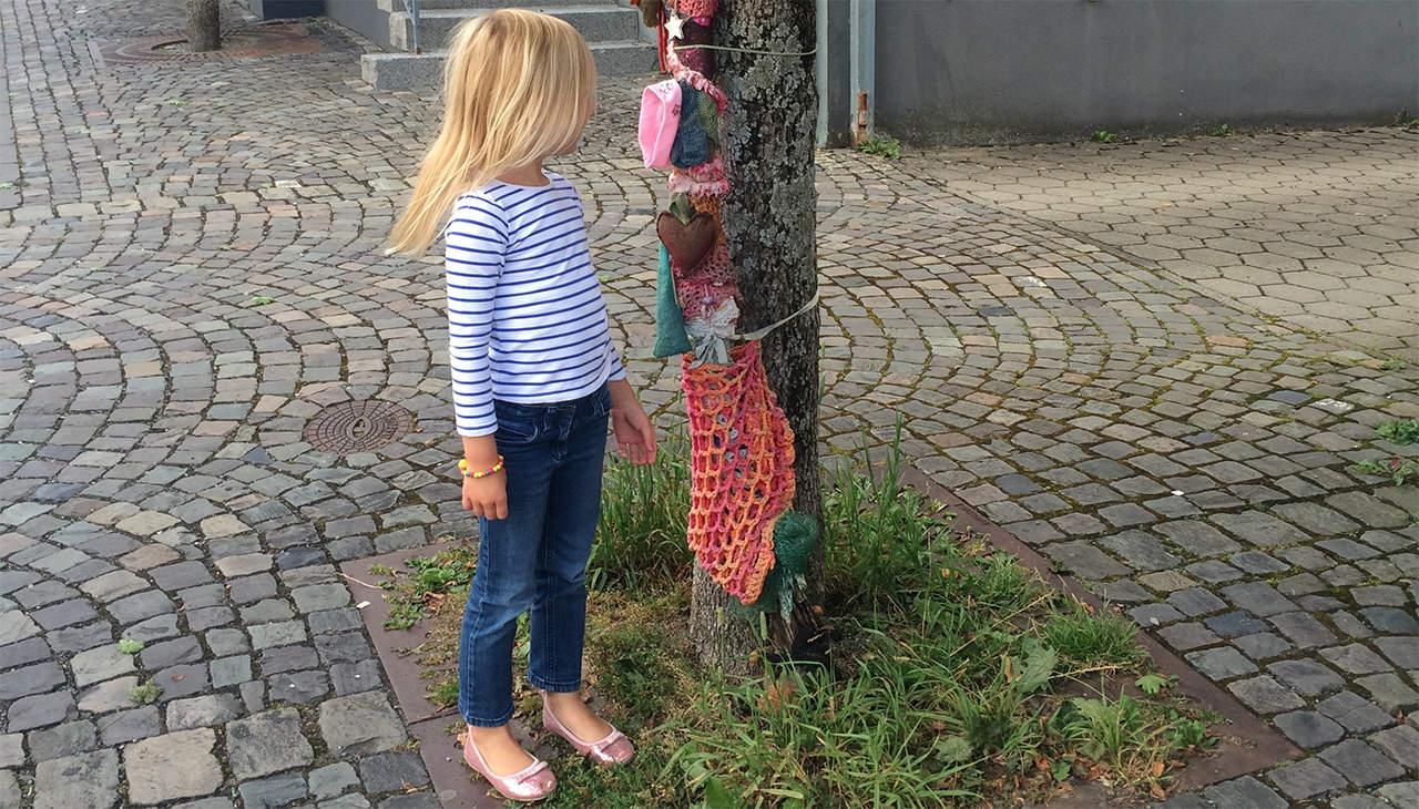Die Welt, wie ein Kind sehen. Foto: ISC Finger