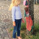Selbstbehauptungstrainings für Kinder Foto: ISC Finger